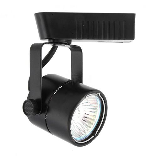 Black Mini Round Mr16 Low Voltage 120 12v Led Track Light