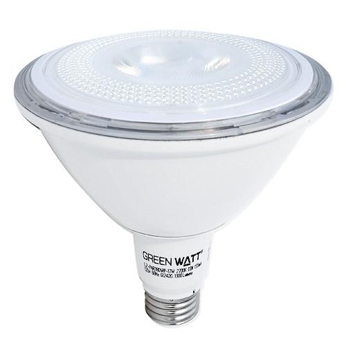 sc 1 st  Total Track Lighting & Track lighting LED 15watt Par 38 5000K 40° flood light bulb dimmable azcodes.com