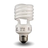Mini Spiral Compact Fluorescent - CFL - 26 watt - 27K