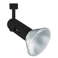 BLACK TLSK206-ABK Basic round back LED track light