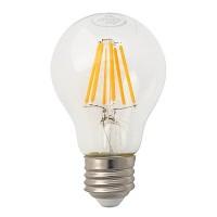 Track lighting LED vintage filament 7watt A19 Omni light bulb 2700K dimmable G-A19D7W27