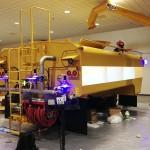 Mega Tank Trade Show Display