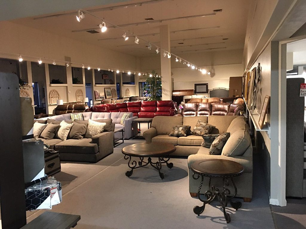 Furniture Plus Showroom