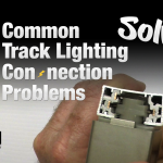 How to install a Track Light  Pin Alignment & Adjustments, Troubleshooting common problems Video